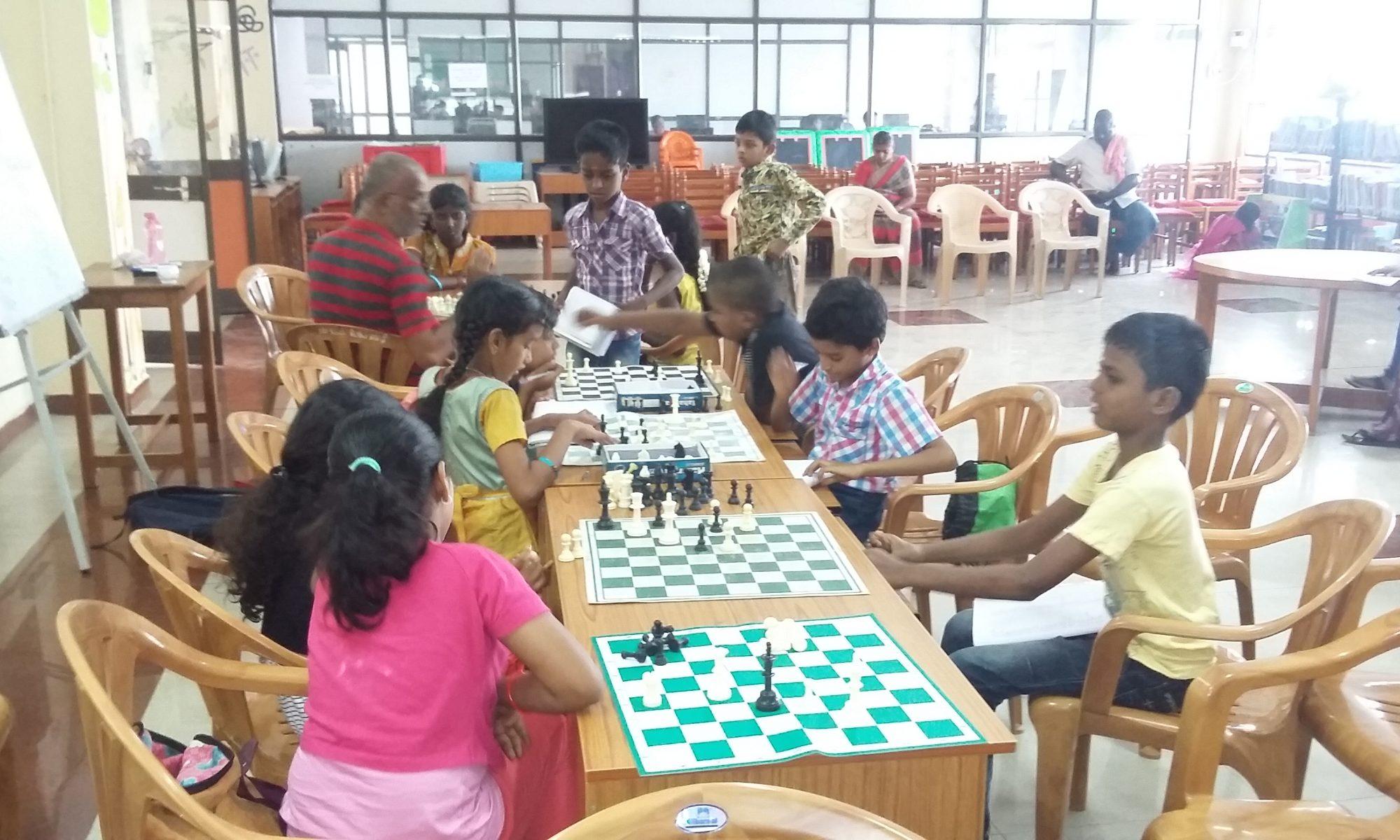Chess Coaching Class