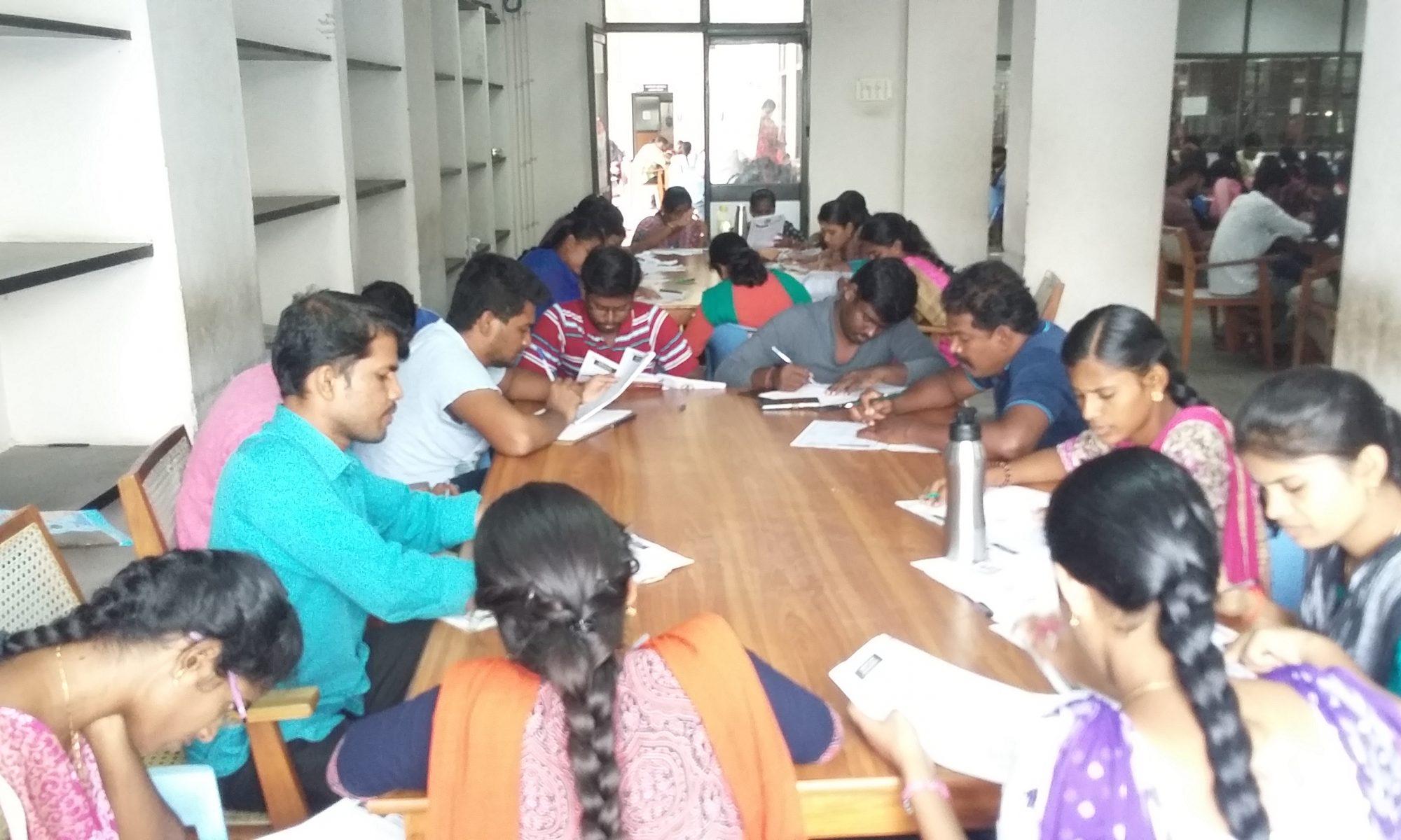 TNPSC GROUP 4 MODEL TEST